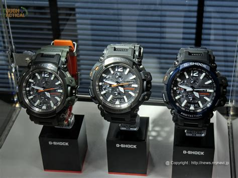 Gshock Gpw 2000 new g shock gpw 2000 gravitymaster series with 3 way time