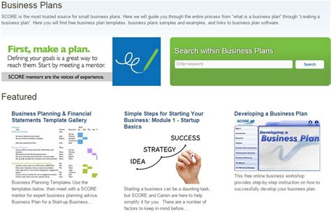 Best Business Plan Template Best Business Plan Template