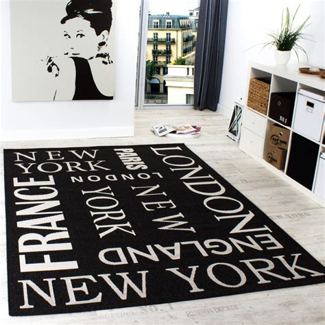 teppich flur modern teppich modern city sisal optik flachgewebe designer