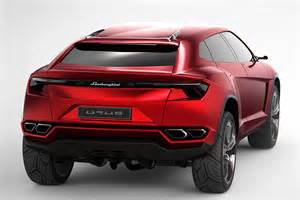Lamborghini Uris Official Lamborghini S Urus Concept Is A 600hp Suv Aiming