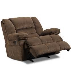 simmons big and rocker recliner get comfortable with