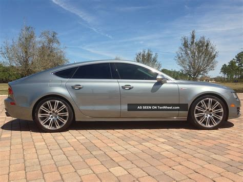 2012 Audi A7 Supercharged 2012 audi a7 supercharged