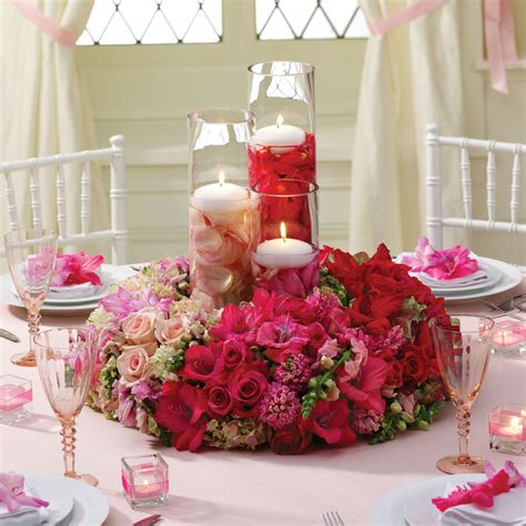 Table Centerpieces For Wedding Ideal Weddings Centerpiece Ideas