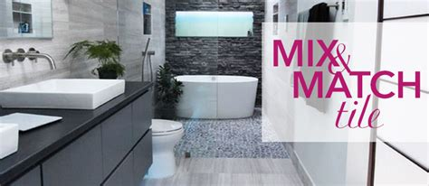Kitchen And Bath Tile Mix And Match Tiles Kitchen Bath Trends