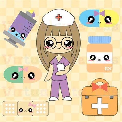 imagenes que digan kawaii kawaii doctor clipart cute nurse medical clip art