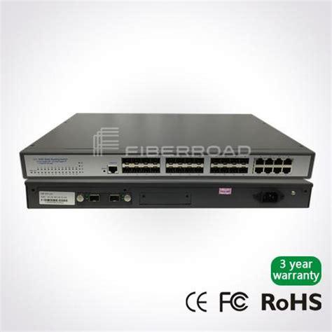 Switch Fiber Optic 24 Port 24 ports 1000m sfp ports and 8 ports 10 100 1000 base t