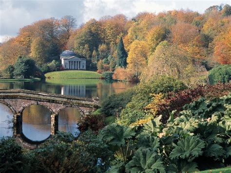 jardines ingleses paseando por bellos jardines ingleses