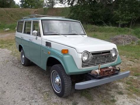 1972 Toyota Land Cruiser Sell Used 1972 Toyota Land Cruiser Fj55 In Colville