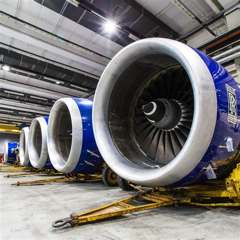 Rolls Royce Engine by The Rolls Royce Engine Of Our Boeing 747 400 Aviation N