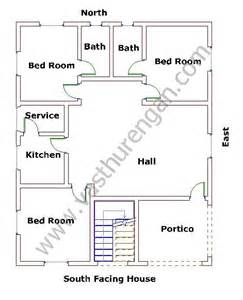 House Layout Design As Per Vastu by South House Vastu Plan 5 Vasthurengan Com