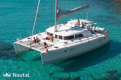 catamaran verhuur huur catamaran lagoon 440 in club n 225 utico cartagena