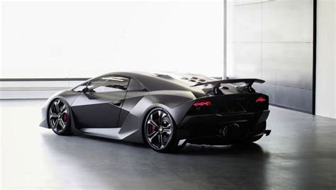 Lamborghini Cesto Production Of Lamborghini Sesto Elemento Finally Started