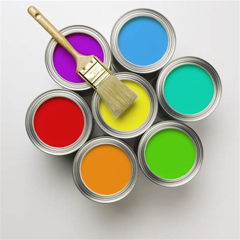 3 low toxicity paints