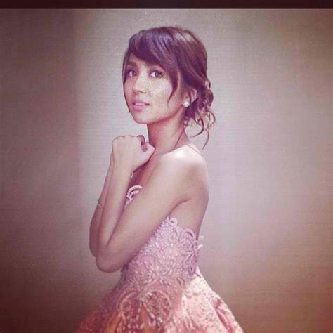 kathrine bernardo debut hairstyle with makeup kathryn bernardo s stylish 18th birthday party candy