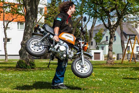 Mini Motorrad Gorilla by Skyteam Gorilla 125 Bilder Und Technische Daten