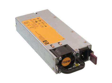 Power Supply Server Hp G6 hp 750w psu 511778 00 hp proliant g6 g7 refurbished