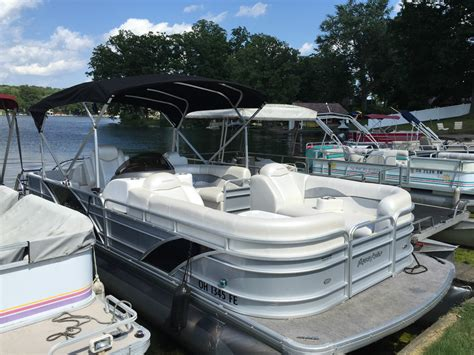 godfrey pontoons aqua patio 240 sl boat for sale from usa