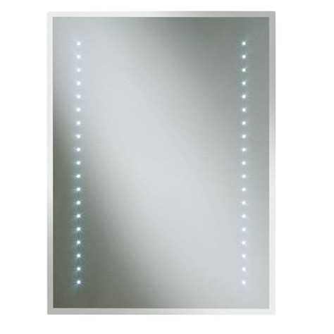 Illuminated Mirror Bathroom Moods Designer Illuminated Led Bathroom Mirror Sensor 800mm X 600mm Furniture Store Uk