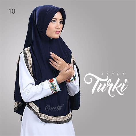 Turki Jilbab Instan By Errshop jilbab model terbaru 2018 jilbab instan bergo turki