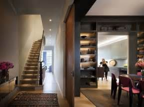 town house interiors stylish townhouse with a very cozy interior in new york spaces pinterest