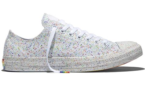 Converse Rainbow converse just released its new pride collection of rainbow