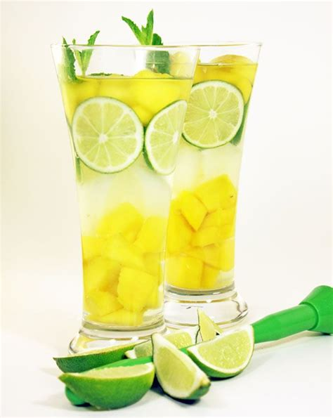 Mango And Lemon Detox Water by 9 Best Images About Detox On Detox Drinks
