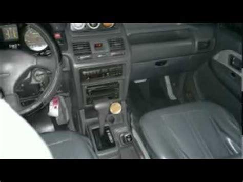 transmission control 1993 mitsubishi pajero interior lighting mitsubishi pajero 2 8 intercooler turbo diesel automatic transmission youtube