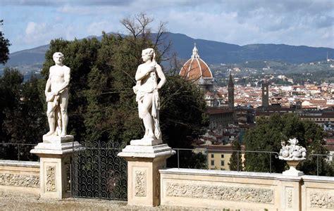 terrazza bardini firenze villa speranza statuaria all aperta villa bardini