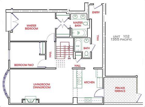 stairs in floor plan doelger homes floor plans home plan