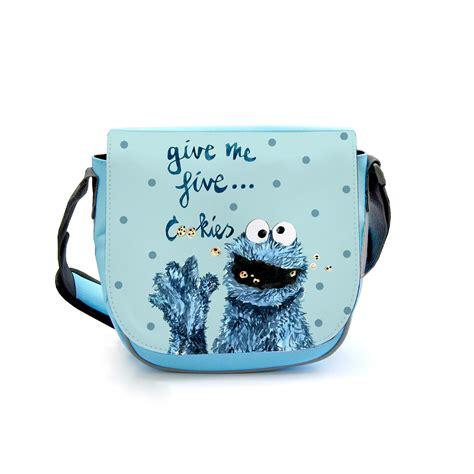 Cookie Monster Aufkleber by Kindergartentasche Kindertasche Tasche Cookiemonster Mit