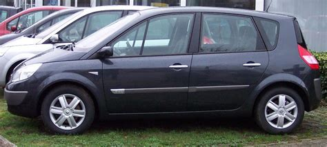 renault scenic 2005 2005 renault scenic photos informations articles