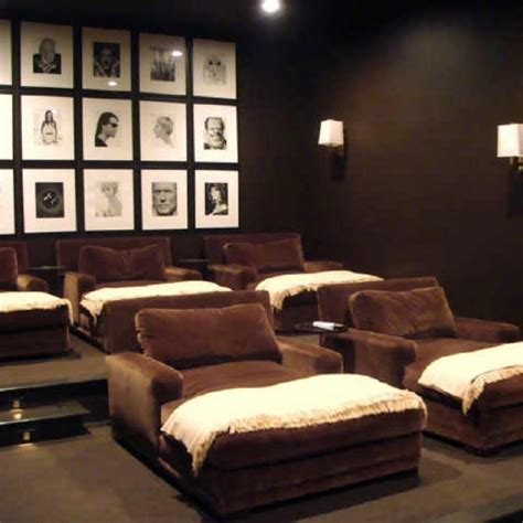 take your home to next level with stylish media room furniture designinyou