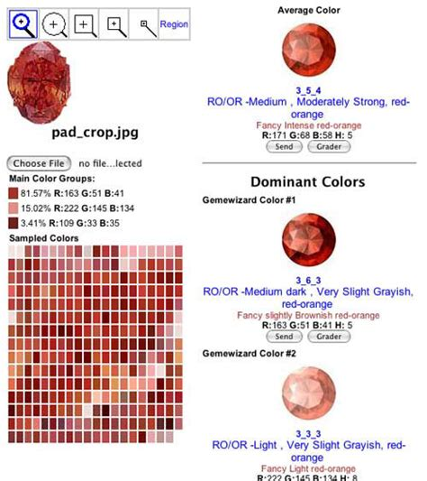 Another Color Of Ruby Tanzania padparadscha sapphire ownership of words lotus gemology
