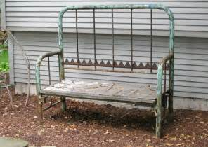 metal bed bench 32 new upcycled diy ideas for old headboards big diy ideas