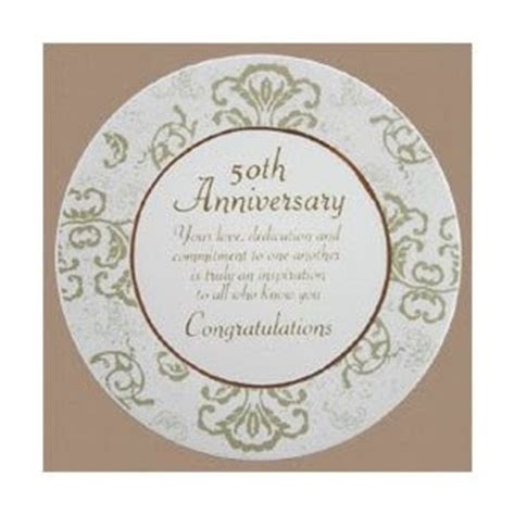 50th Wedding Anniversary Ideas: August 2010