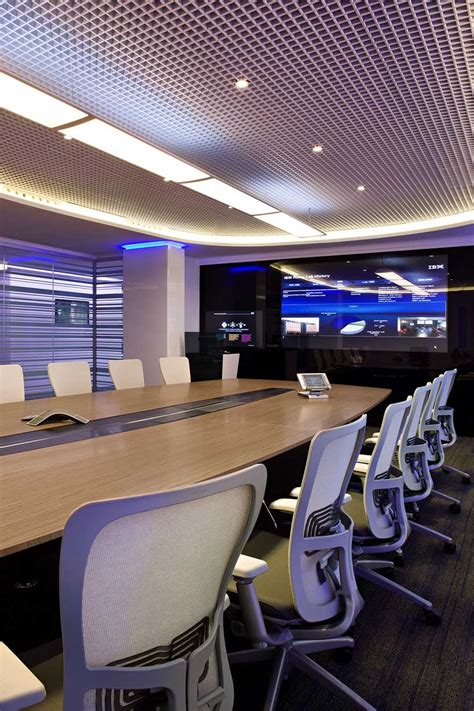 ibm  high tech office building  rome italy