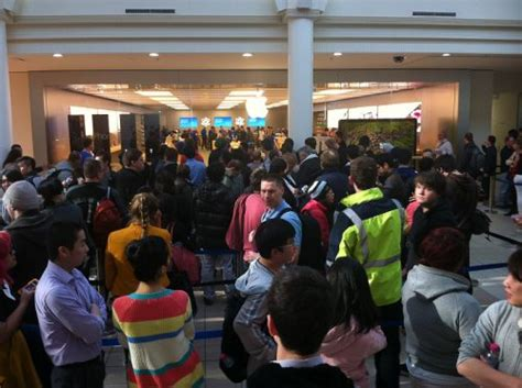 apple store canberra centre year in review september canberra citynews