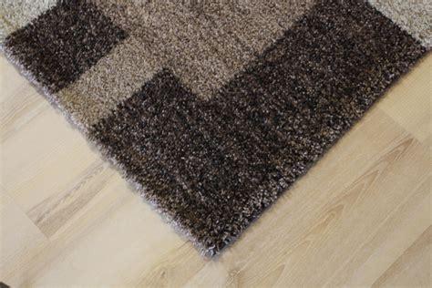 joop teppiche rug mehari ragolle 23002 frame 7838 brown beige 240x300 cm