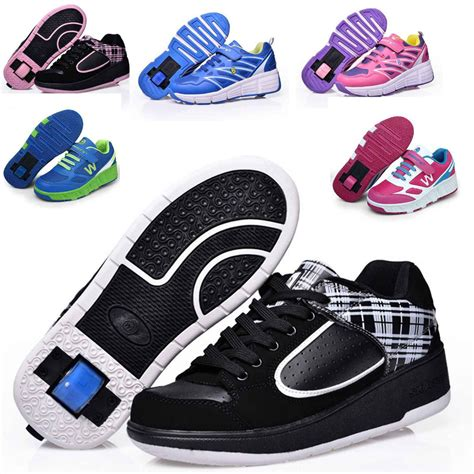 heely shoes for aliexpress popular heelys skate shoes for in