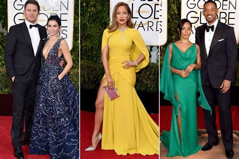 Page Six Has The Golden Globes Recap by Glitz And At The 2016 Golden Globes 1 Page Six