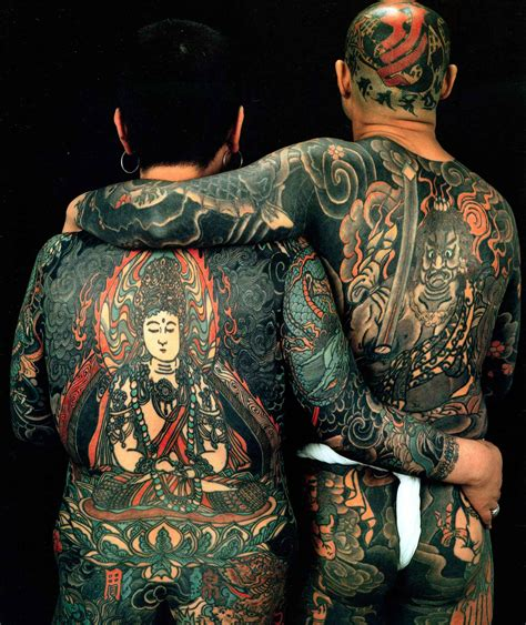tattoo images japanese 2059 37 75 fudo myo back tattoo jpg 彫錦