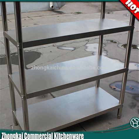stainless steel shelves restaurant supply restaurant kitchen stainless steel shelves 4 tiers