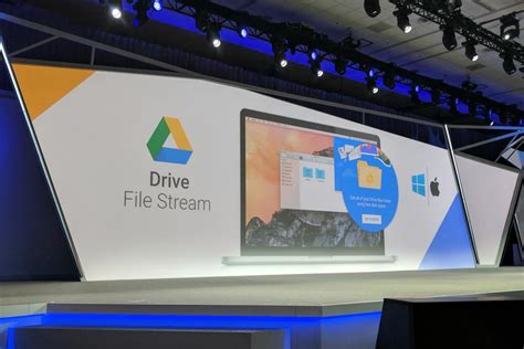 drive file stream is not enabled for the account test de google drive file stream
