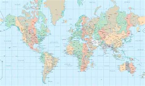 world cities map vector vector world map files for free