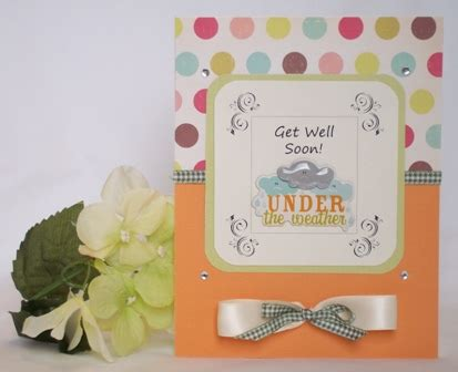 how to make get well soon cards get well soon card idea and exles of other handmade cards