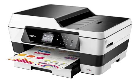 Printer Scan Copy A3 mfc j6520dw a3 colour inkjet wireless multifunction all in one printer co uk