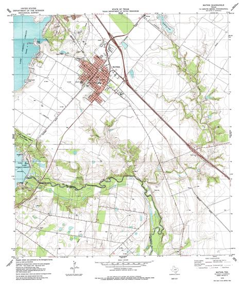 mathis texas map mathis topographic map tx usgs topo 28097a7