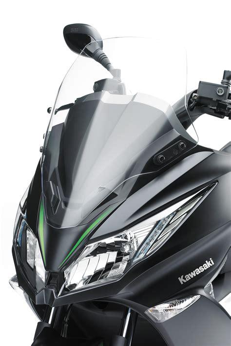 Kawasaki Scooters by Kawasaki Announces Its 125cc Scoot Visordown