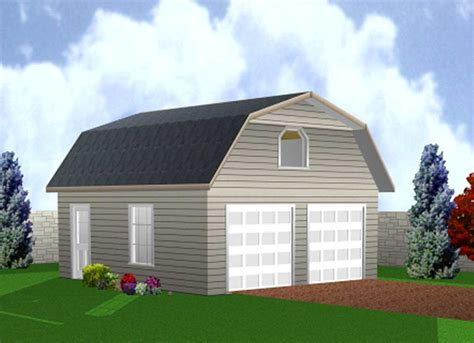 car barn plans 24 32 construction garage plan x house plans home designs