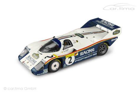 Stefan Stock Porsche by N 252 Rburgring Porsche 956 N 252 Rburgring 1983 Bellof Bell